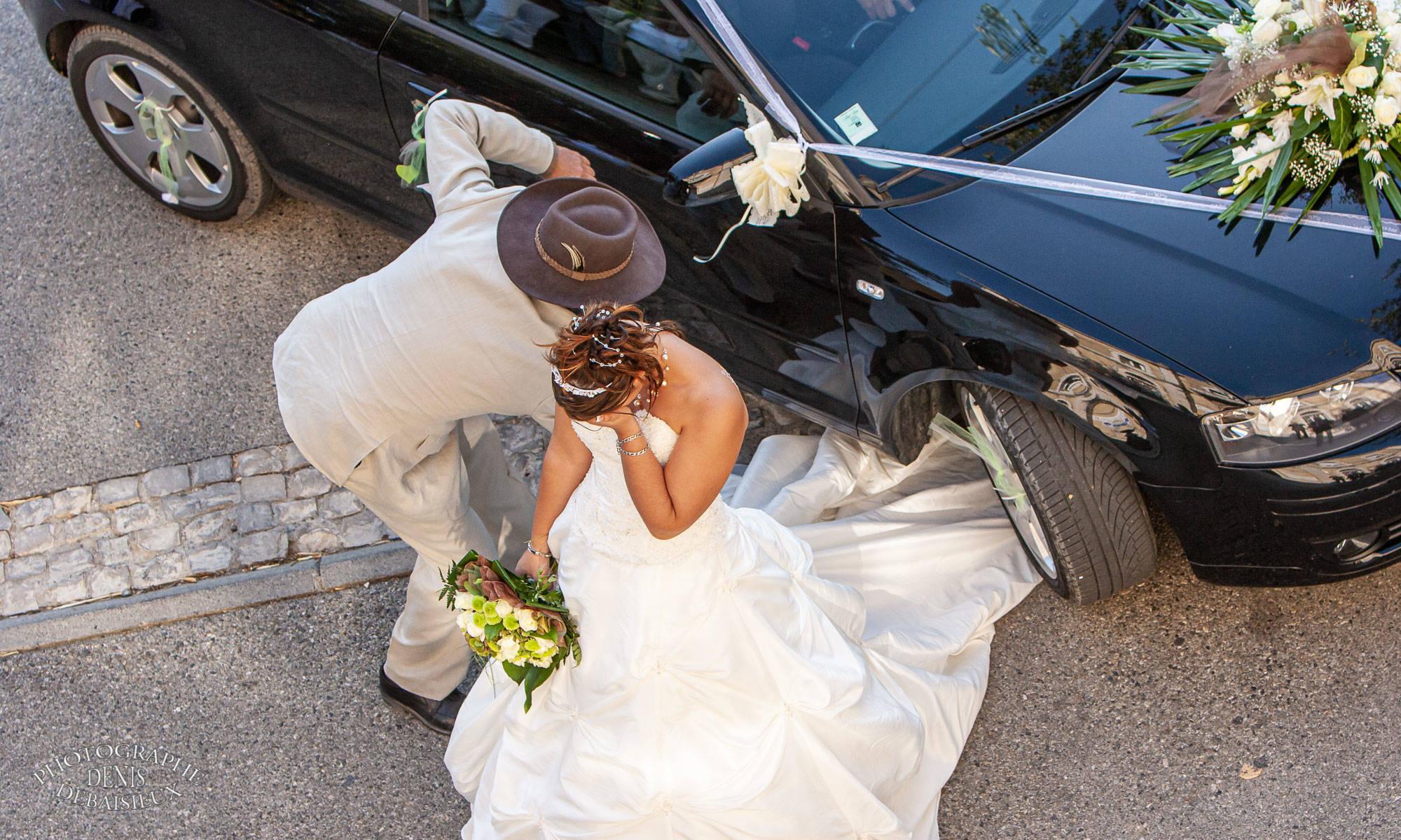 accident de mariage